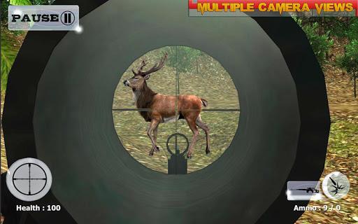 野鹿狩獵 2015 — — 狙擊手 玩動作App免費 玩APPs