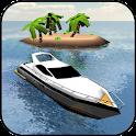 Boat Race Simulator 3D icon