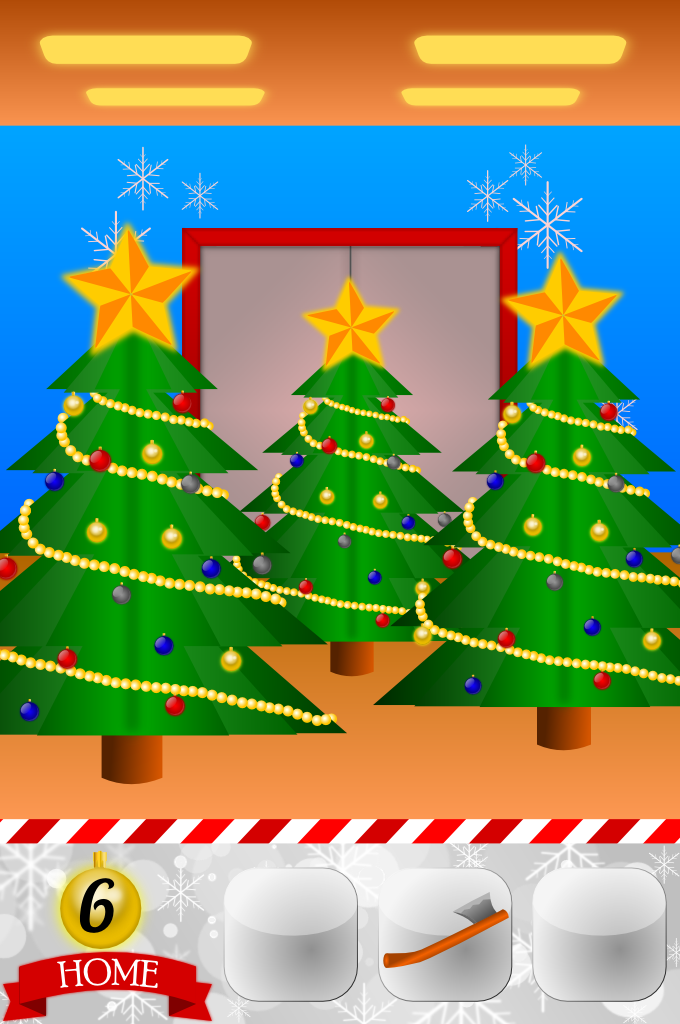 Скриншот 100 Floors of Christmas