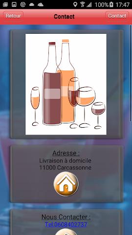 android Cité Apéro Screenshot 1