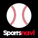 スポナビ プロ野球速報2016 icon