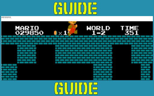 Guide For Super Mario Brothers 1.0 screenshots 5