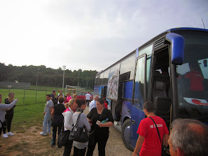 Photo: Polazak sa Fortina za Makarsku