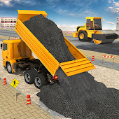 Excavator Simulator - Construction Road Builder Android APK Download Free By Level9 Studios