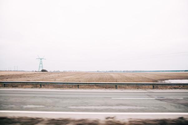 i colori della strada di Olga Podporina
