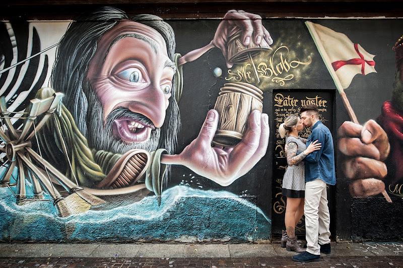 Urban kiss di A