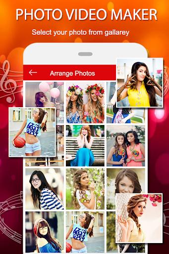 Photo Video Maker : Slideshow Maker 6.0 screenshots 1