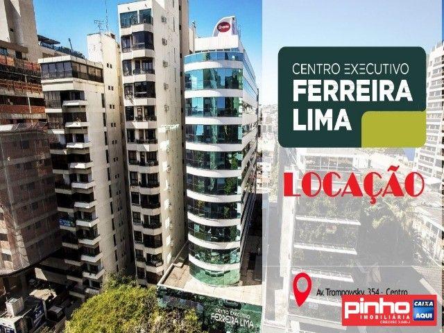 Sala para alugar, 172 m² por R$ 7.490/mês - Centro - Florianópolis/SC