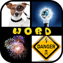 Pic The Word - 4 Pics 1 Word icon