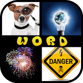 Pic The Word - 4 Pics 1 Word