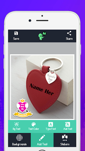 Name On Necklace - Name Art 2.2.6 Screenshots 14