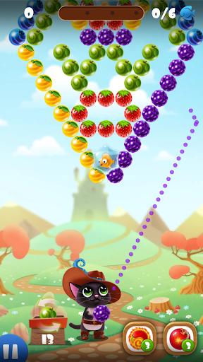 Fruity Cat -  bubble shooter! modavailable screenshots 7