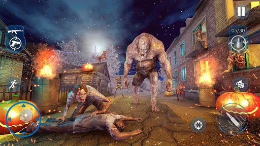 Kill Shot Zombie: New Zombie Shooting games 1.0 Mod screenshots 1
