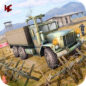 US Army Truck Driving Parking Simulator