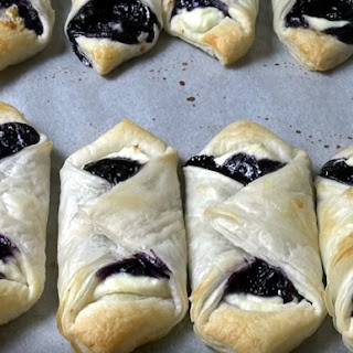 Blueberry Pastry Recipes.