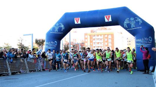 La II Media Maratón Ciudad de Roquetas, un éxito