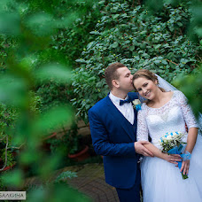 Wedding photographer Nataliya Rybalkina (rybnata). Photo of 18.04.2016