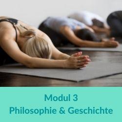 Restorative Yoga Modul 3