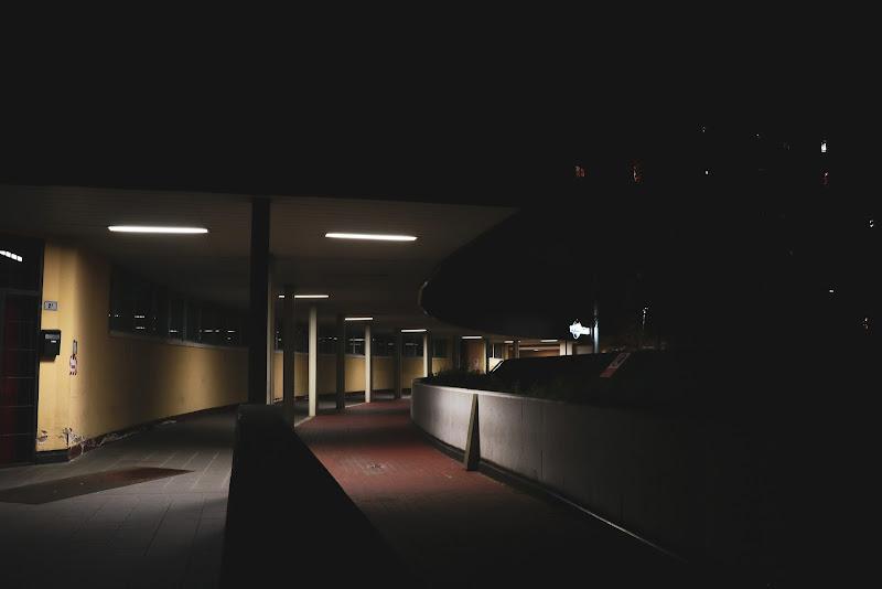 Solitudine a neon di Cristina Di Falco