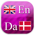 English - Danish flashcards icon