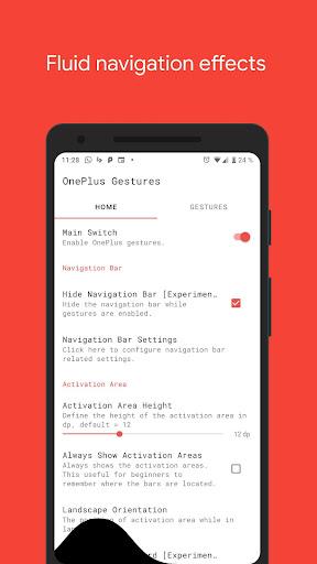 Screenshot for Vivid Navigation Gestures in Hong Kong Play Store
