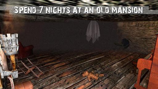 7 Nights at Haunted House 3D