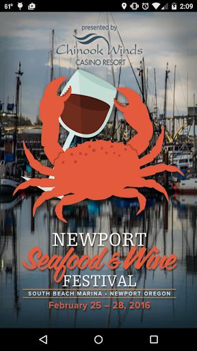 Newport Seafood Wine Fest