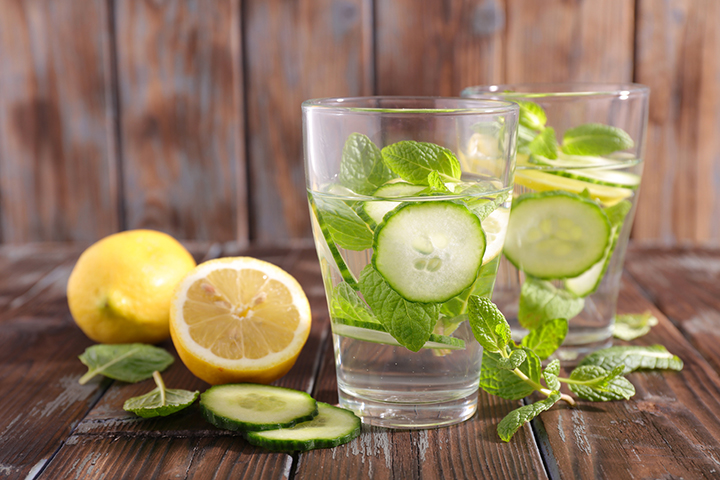The 10-Day Tummy Tox Water Recipe