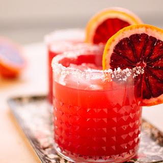 Blood Orange Margaritas Recipe