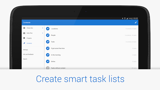 Chaos Control - GTD Task List v1.6.1
