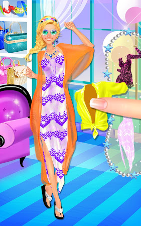 Summer Girls Beach Party Salon 1.4 screenshot 1015082