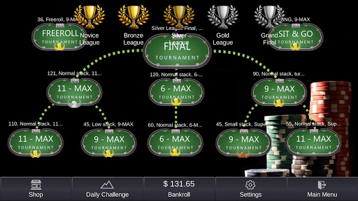 Offline Poker - Tournaments 1.10.1 screenshots {n} 7
