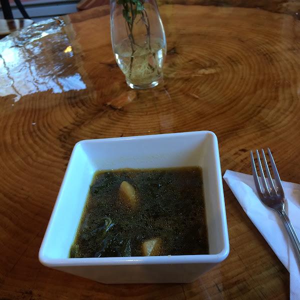 Delicious Kale Soup