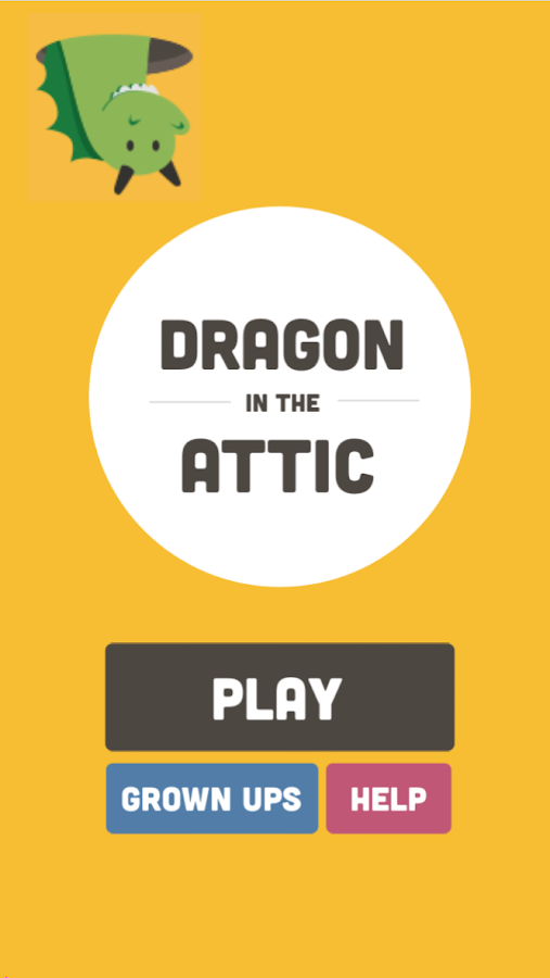 Dragon in the Attic- screenshot