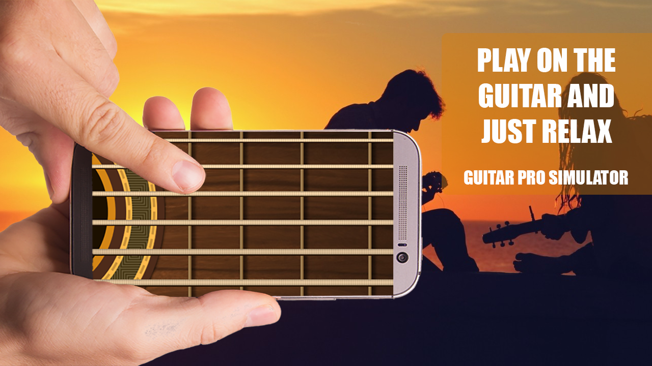 Real Guitar Simulator- screenshot