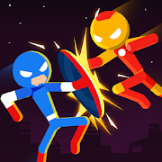 Stick Super: Hero – Strike Fight for heroes legend MOD APK 1.1.3 (Unlocked Characters)