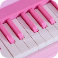 Pink Piano Pro icon