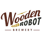 Logo of Wooden Robot Funky Gold Medina