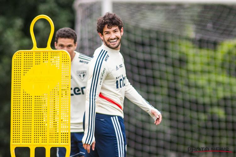 Officiel : Alexandre Pato a trouvé un nouveau point de chute