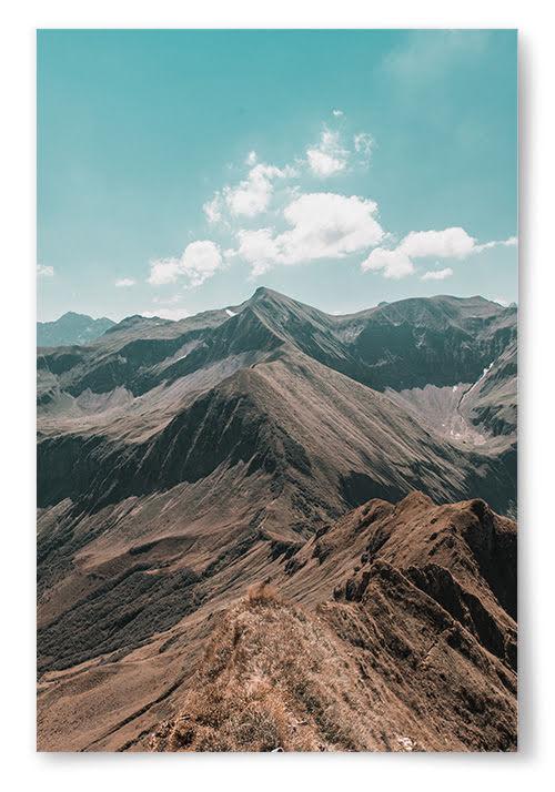 Poster Utsiktsplatsen