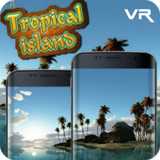 Tropical Island 3D Theme (VR Panoramic)