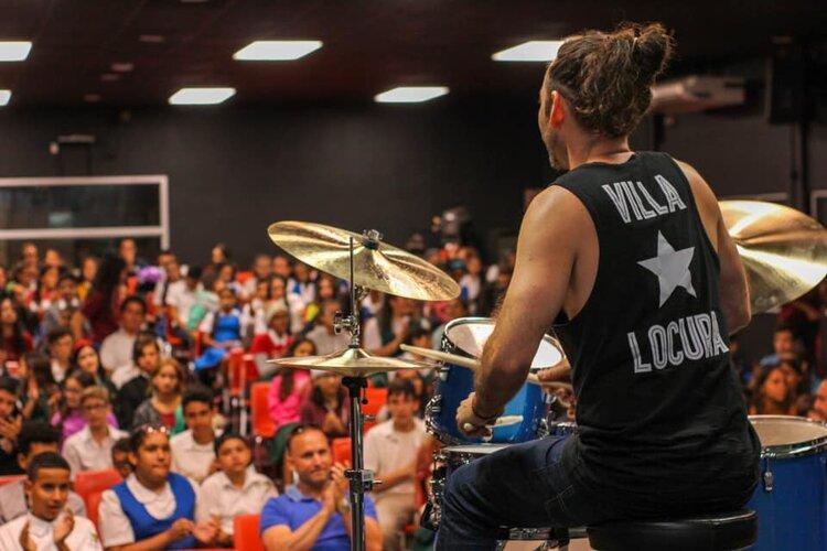 drummer henry cole