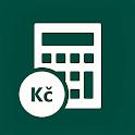Finanční kalkulačky - výpočet čisté mzdy 2021 icon
