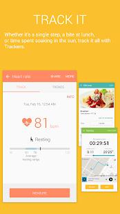 S Health- screenshot thumbnail
