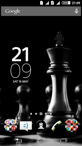 Chess Xperien Theme