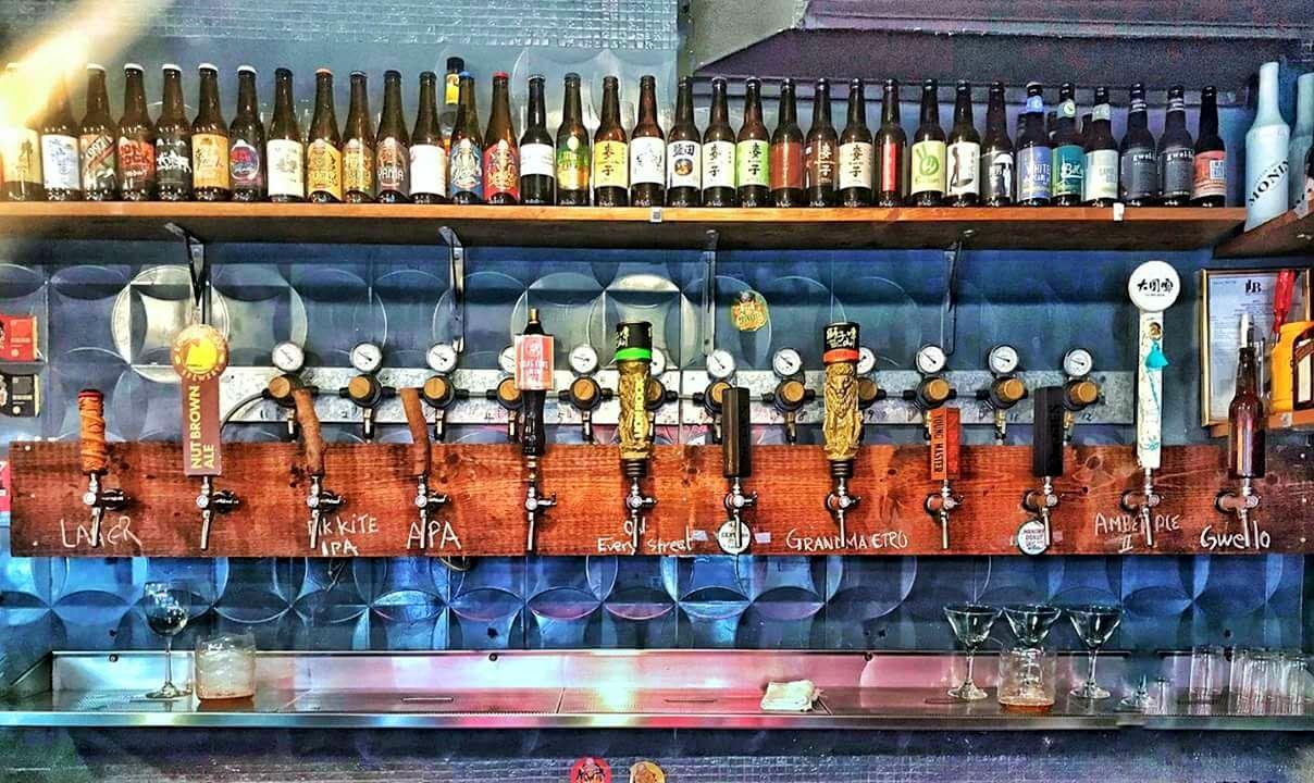 手工啤酒 尖沙咀酒吧 Kowloon Taproom