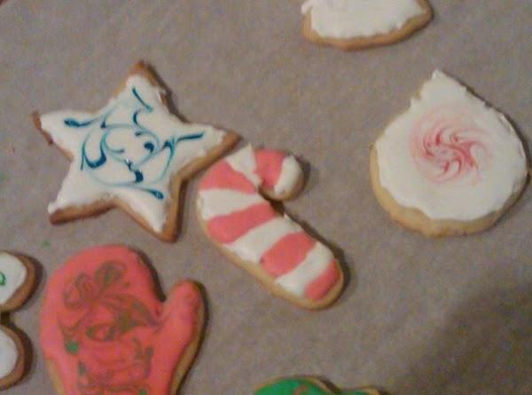 Jo's Sugar Cookies Recipe