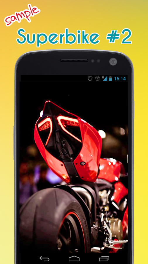 Superbike wallpaper android apps on google play superbike wallpaper screenshot voltagebd Choice Image