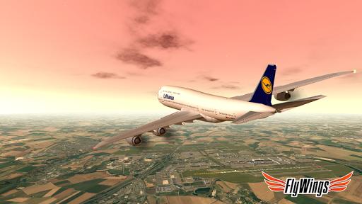 Flight Simulator 2015 Flywings - Paris and France apkpoly screenshots 9
