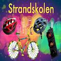 Strandskolens cykel app